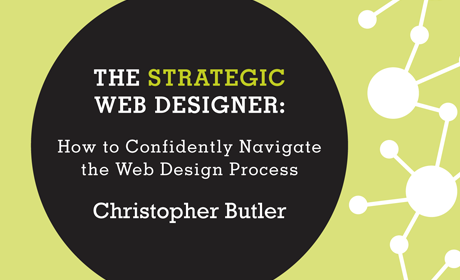 Title Page from The Strategic Web Designer