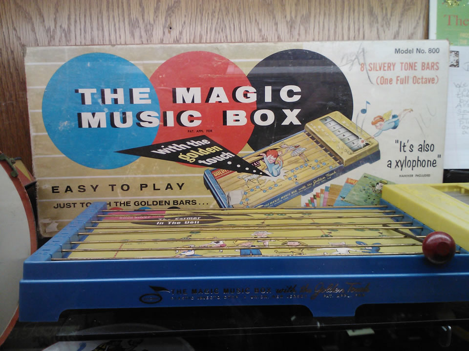 The Magic Music Box